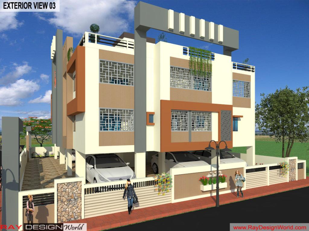 Capten-Arul-Madipakkam-Chennai-Apartment-3d-Exterior-View-03