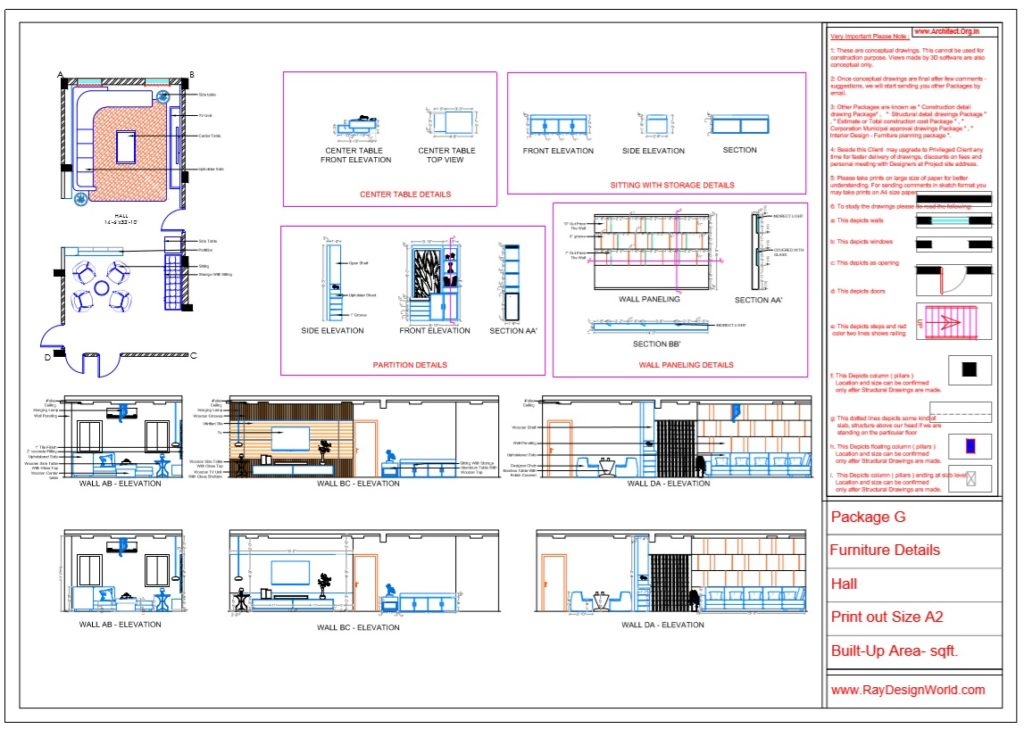 Capten-Arul-Madipakkam-chennai-House-Interior-Package-G-Hall-Furniture-Details