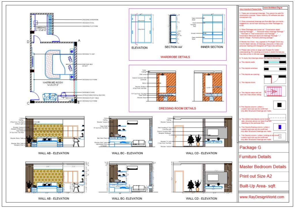 Capten-Arul-Madipakkam-chennai-House-Interior-Package-G-Master-Bedroom-Furniture-Details