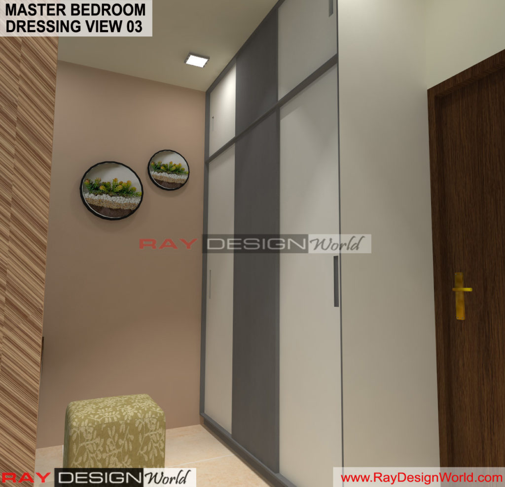 Capten Arul-Madipakkam chennai-Master Bedroom Dressing View-03