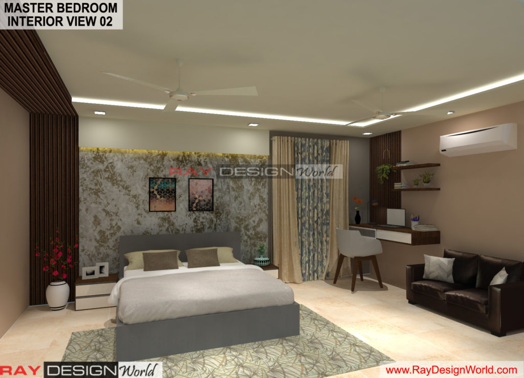 Capten Arul-Madipakkam chennai-Master Bedroom Interior View-02