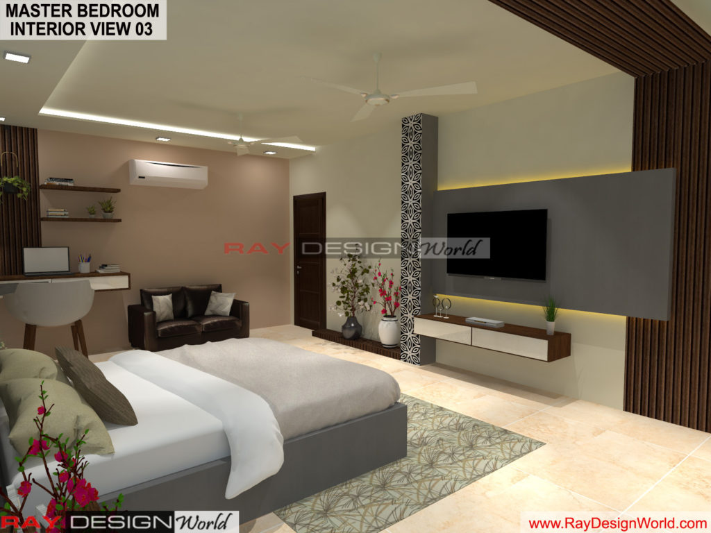 Capten Arul-Madipakkam chennai-Master Bedroom Interior View-03