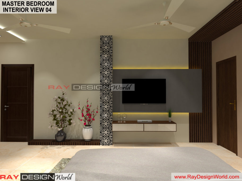 Capten Arul-Madipakkam chennai-Master Bedroom Interior View-04