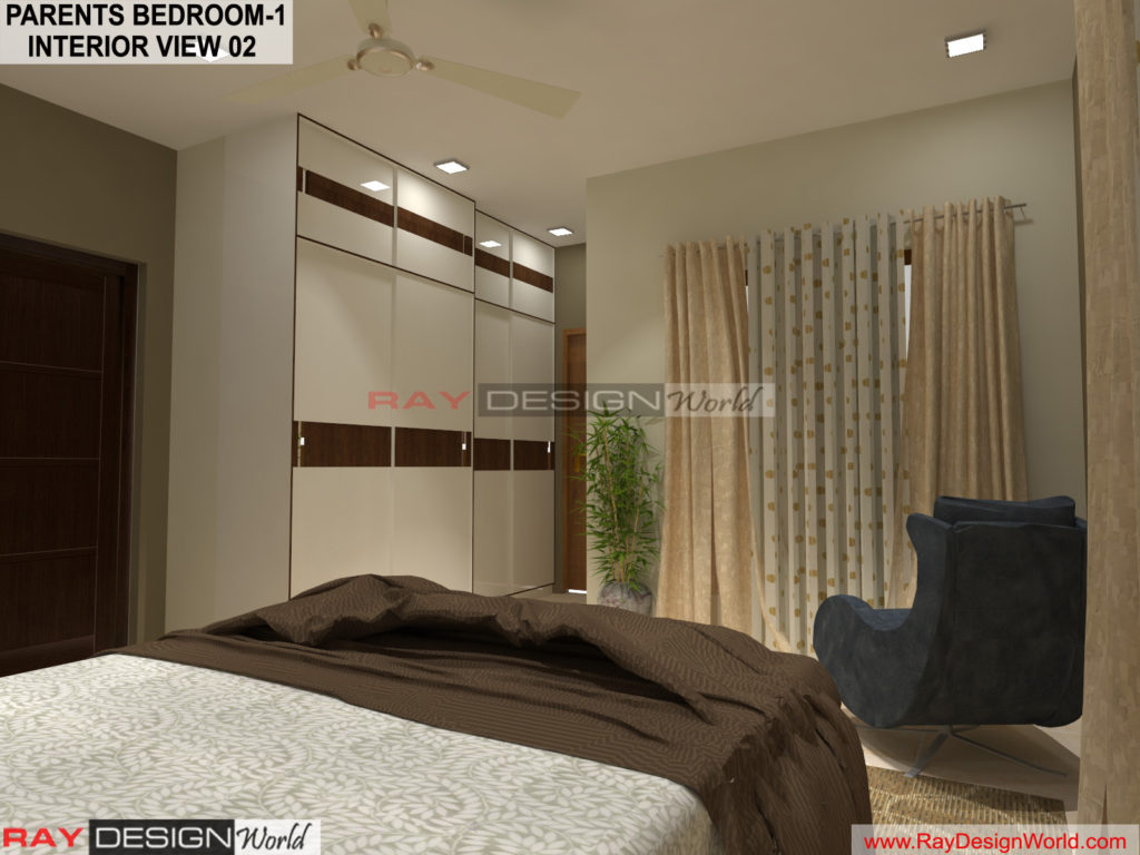 Capten Arul-Madipakkam chennai-Parents Bedroom-1 Interior View-02