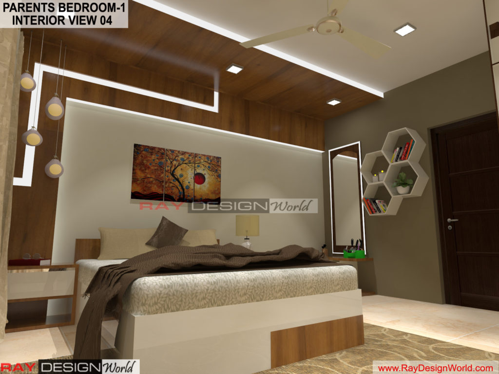 Capten Arul-Madipakkam chennai-Parents Bedroom-1 Interior View-04
