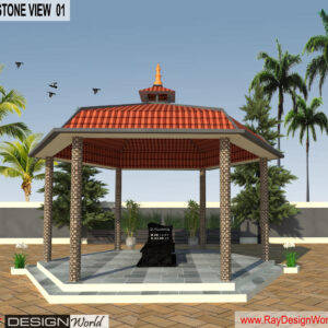 Dr. Murugadas - Vriddhachalam Tamilnadu- Tomb Ston View 01