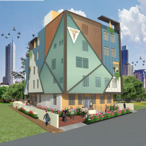 Dr.Hari Om Singh - Varanasi Up - Hospital-3d Exterior View 01
