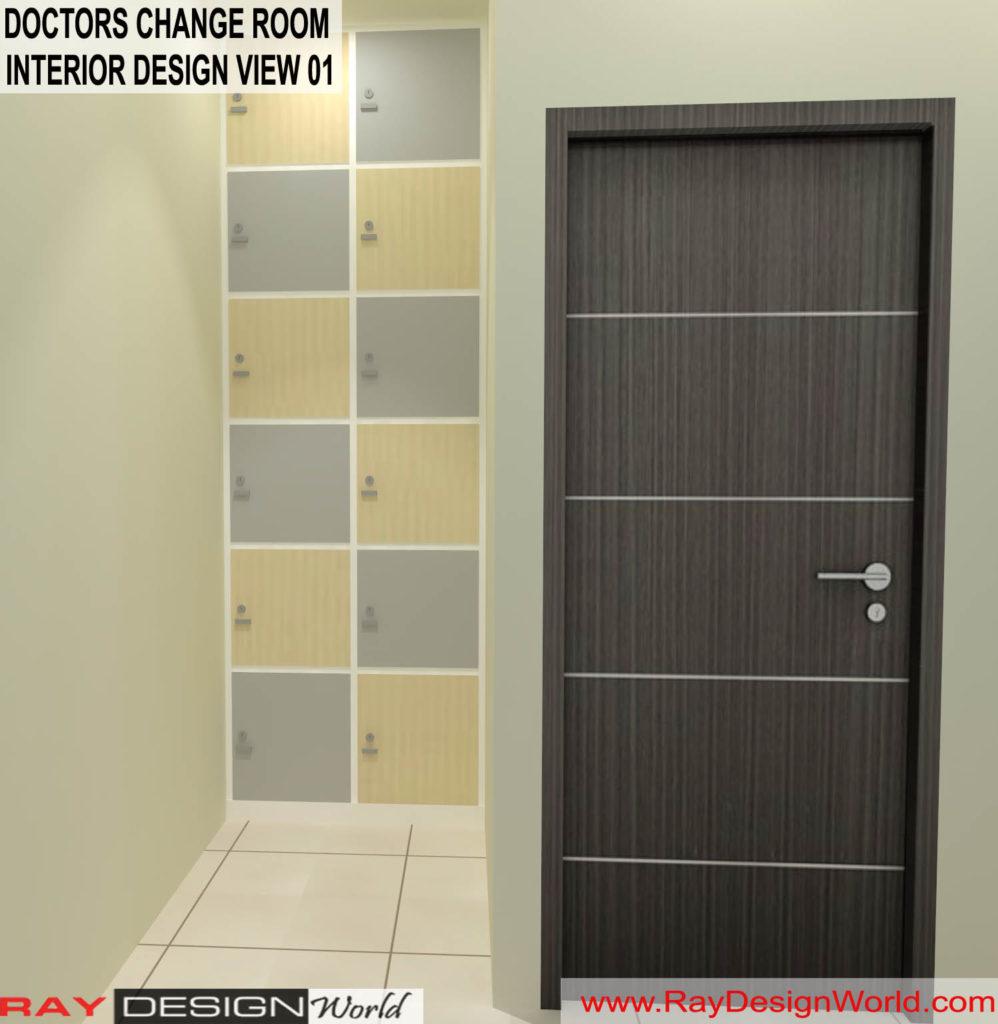 Dr.Rajeev-Pandurangi-Shimoga-Bangalore-Hospital-Doctors-Change-room-3D-interior-View-01