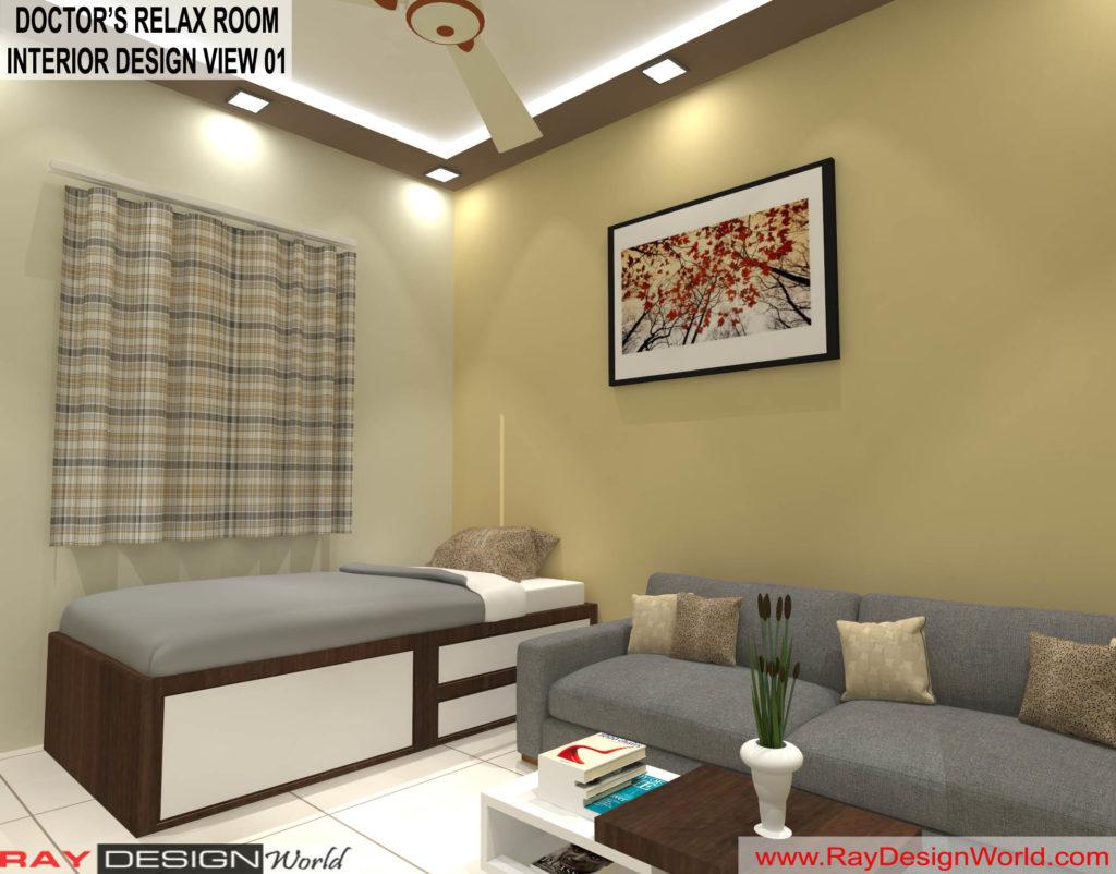 Dr.Rajeev-Pandurangi-Shimoga-Bangalore-Hospital-Doctors-Relax-Room-3D-interior-View-01