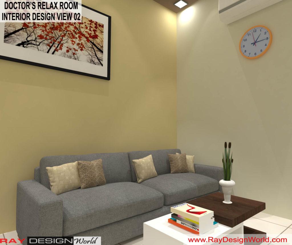 Dr.Rajeev-Pandurangi-Shimoga-Bangalore-Hospital-Doctors-Relax-Room-3D-interior-View-02