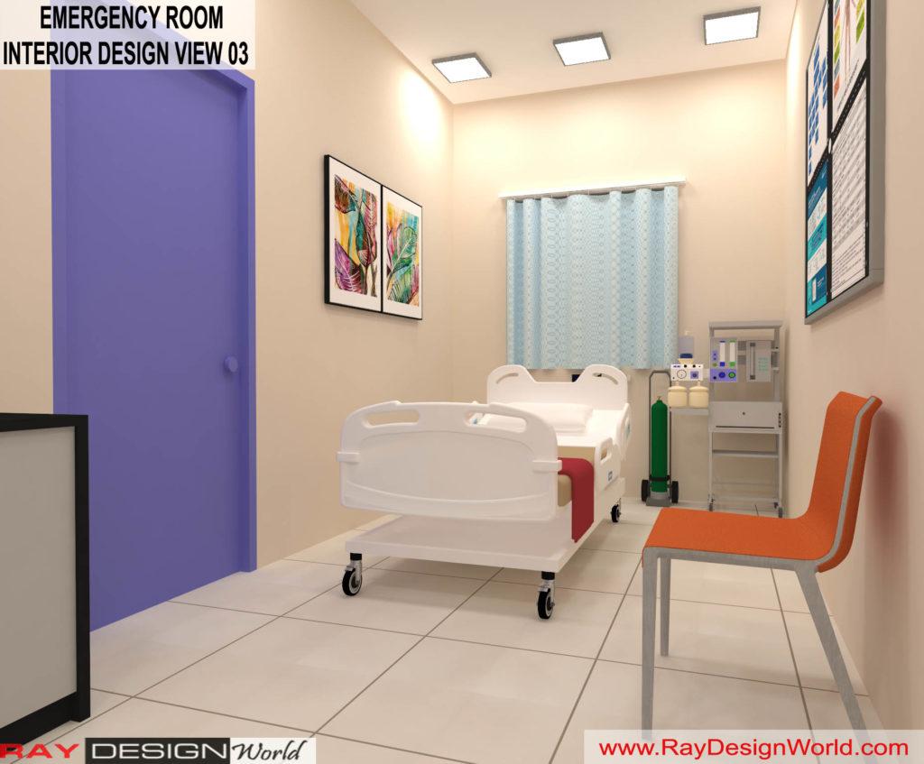 Dr.Rajeev-Pandurangi-Shimoga-Bangalore-Hospital-Emergency-Room-3D-interior-View-03