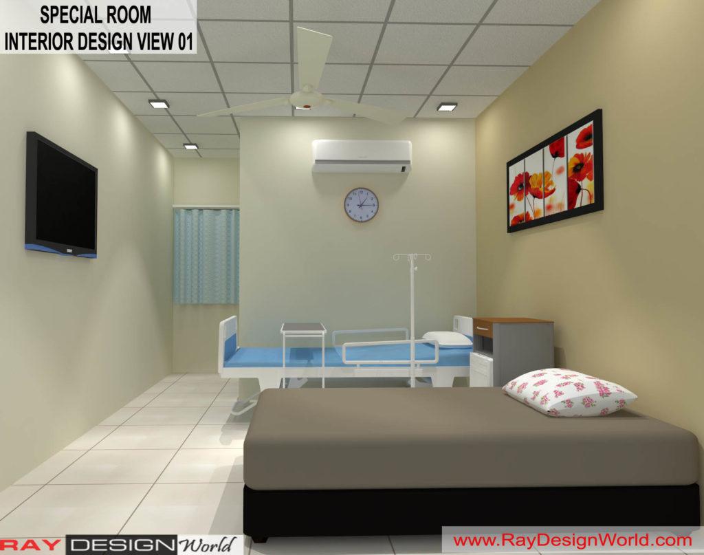 Dr.Rajeev-Pandurangi-Shimoga-Bangalore-Hospital-Special-Room-3D-interior-View-01-