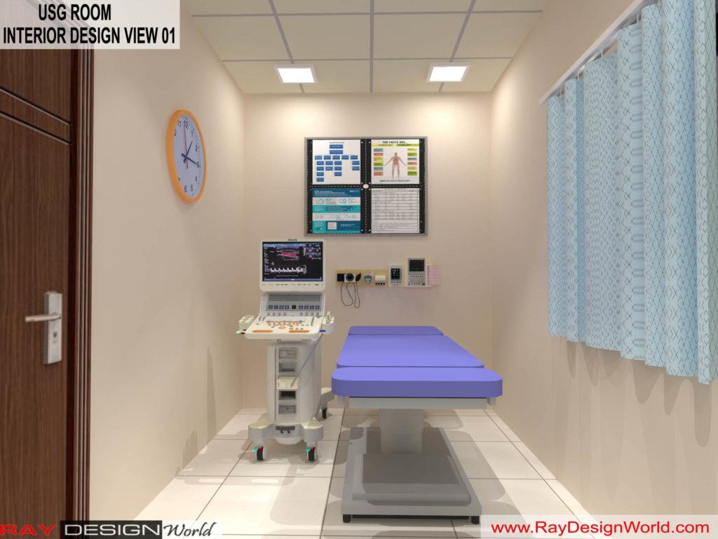 Dr.Rajeev-Pandurangi-Shimoga-Bangalore-Hospital-USG-Room-3D-interior-View-01