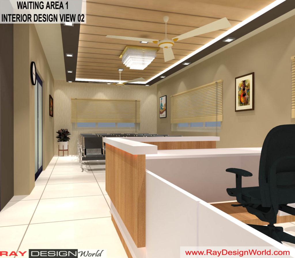 Dr.Rajeev-Pandurangi-Shimoga-Bangalore-Hospital-Waiting-Area-3D-interior-View-02