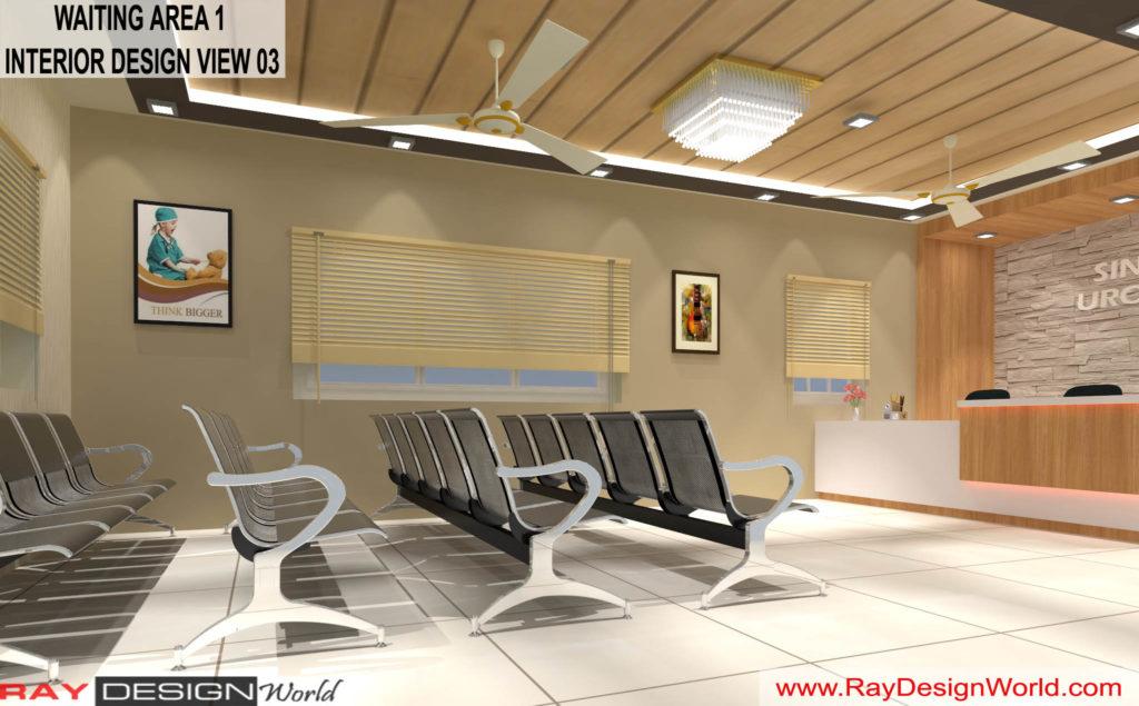 Dr.Rajeev-Pandurangi-Shimoga-Bangalore-Hospital-Waiting-Area-3D-interior-View-03