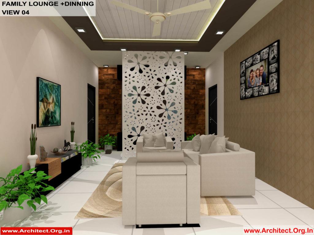 Dr.Sandeep Ada-Nayudupet Andhra Pradesh-House interior-Family Lounge-Dinning View-04