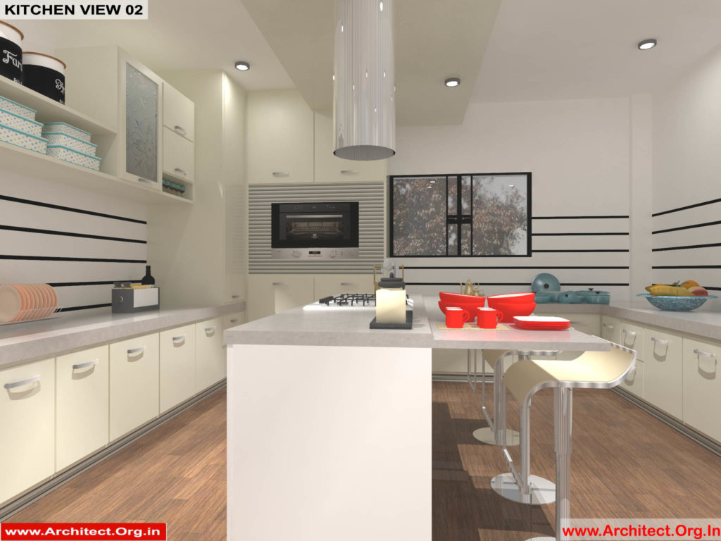 Dr.Sandeep Ada-Nayudupet Andhra Pradesh-House interior Kitchen View-02