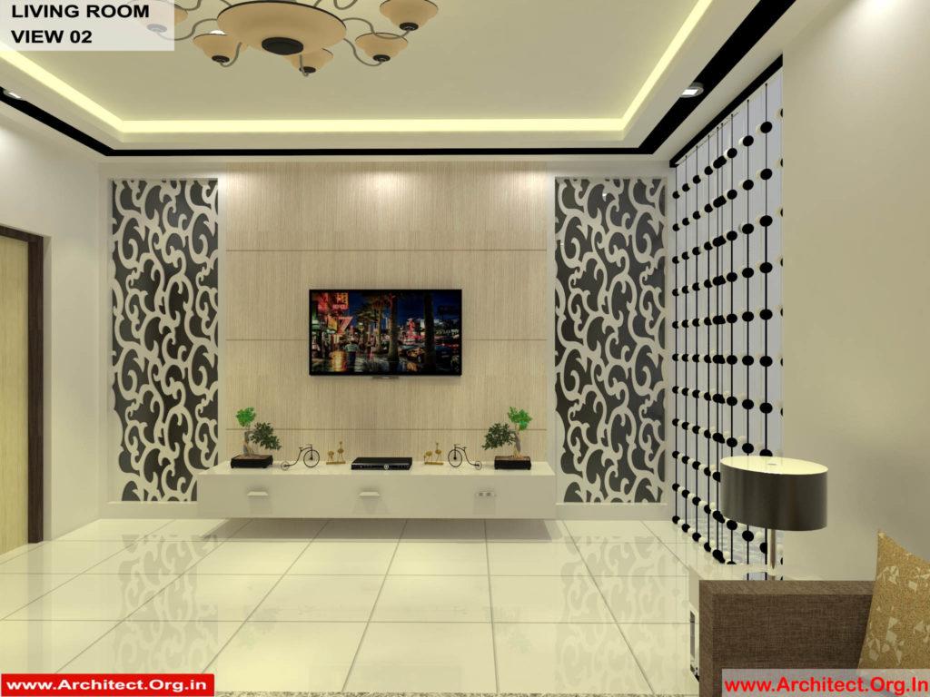 Dr.Sandeep Ada-Nayudupet Andhra Pradesh-House interior-Living Room View-02