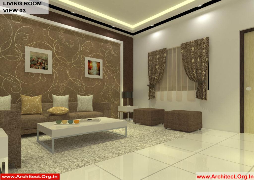 Dr.Sandeep Ada-Nayudupet Andhra Pradesh-House interior-Living Room View-03