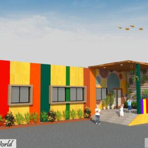 Md Arshad Hajipur Bihar-Play School-Exterior View-02