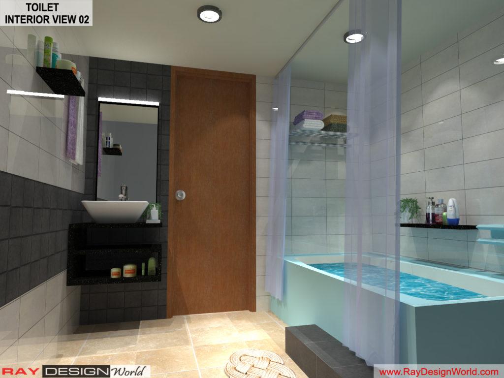 Mr Yogendra Singh yadav- Bikaner Rajasthan- Toilet Interior View 02