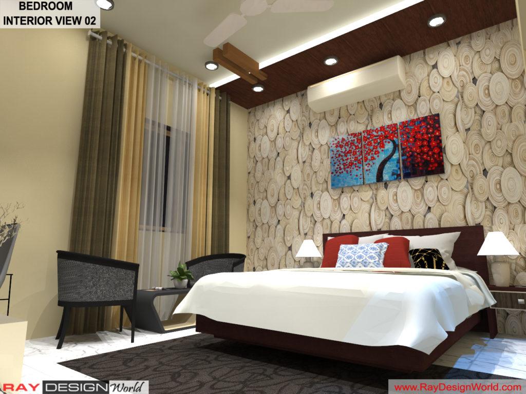 Mr yogendra Singh yadav- Bikaner Rajasthan- Bed room Interior View 02