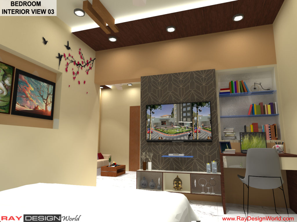 Mr yogendra Singh yadav- Bikaner Rajasthan- Bed room Interior View 03