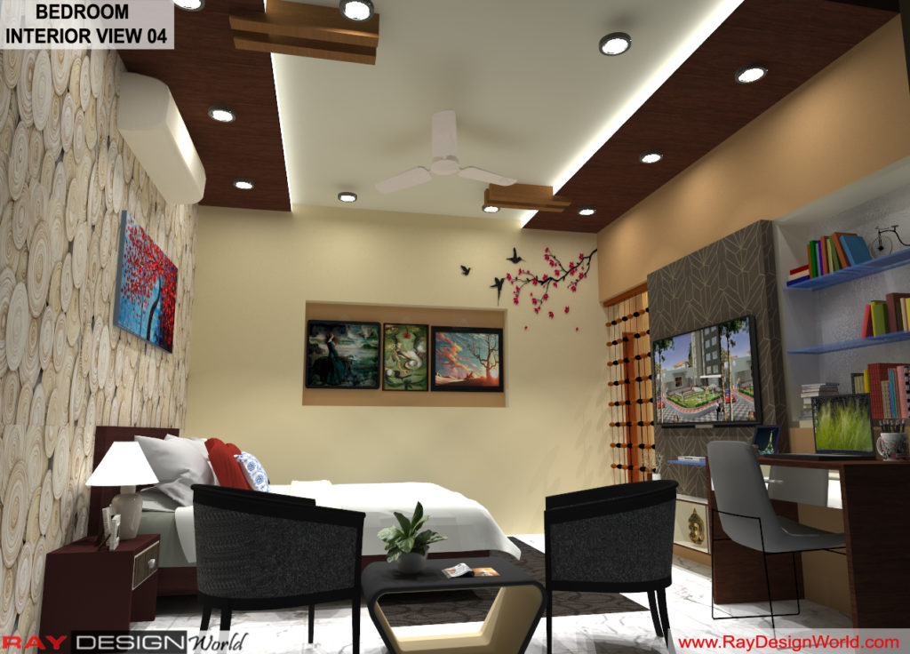 Mr yogendra Singh yadav- Bikaner Rajasthan- Bed room Interior View 04