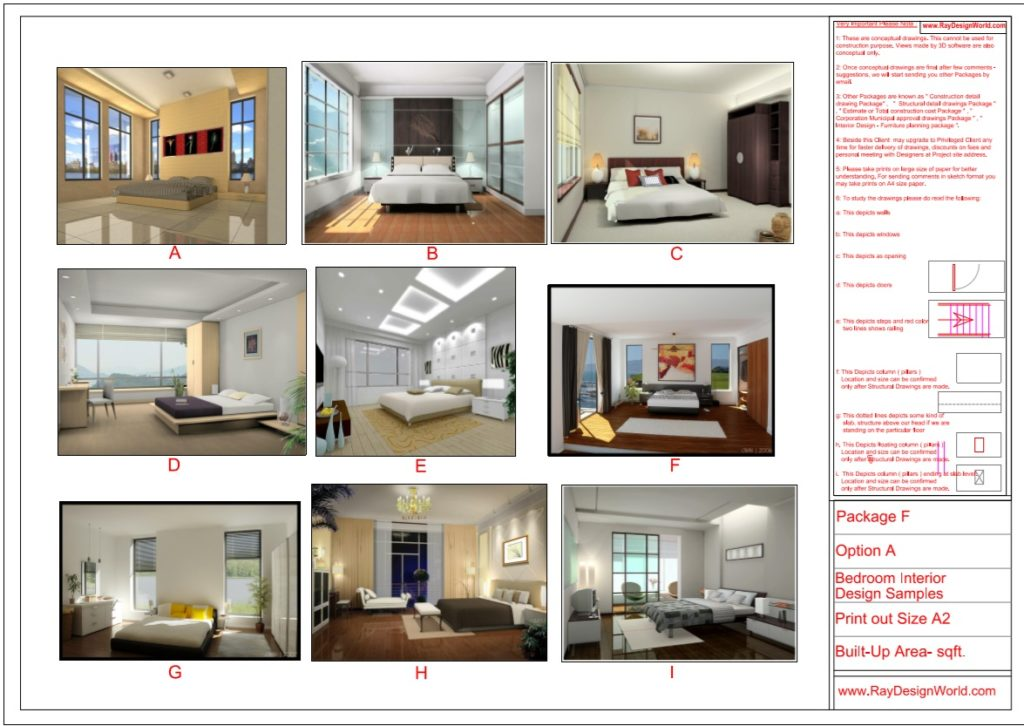 Mr yogendra Singh yadav- bikaner Rajasthan- Bed room Interior Design Sample