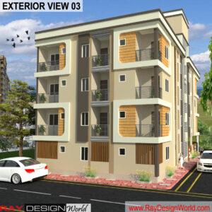 Mr.-Arvind-Goyal-FR-Saurabh-Srivastava-Guna-Madhya-Pradesh-Apartment-3D-Exterior-view-03-Rev