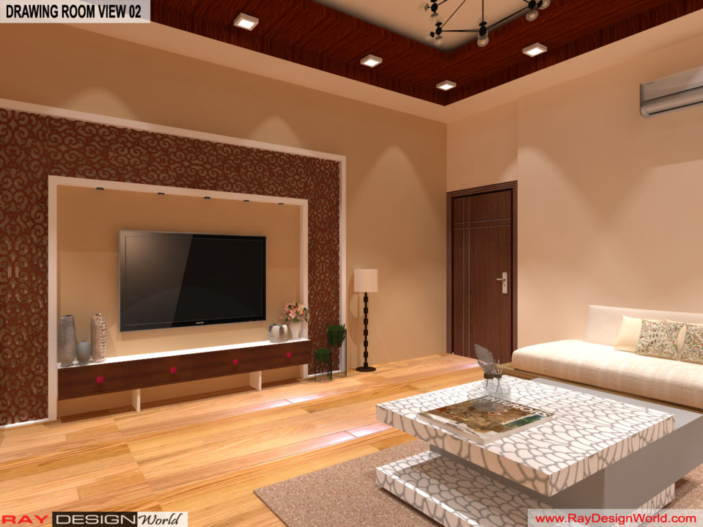 Mr.Amit Goyal-Neemuch-M.P-House interior-Drawing Room View 02