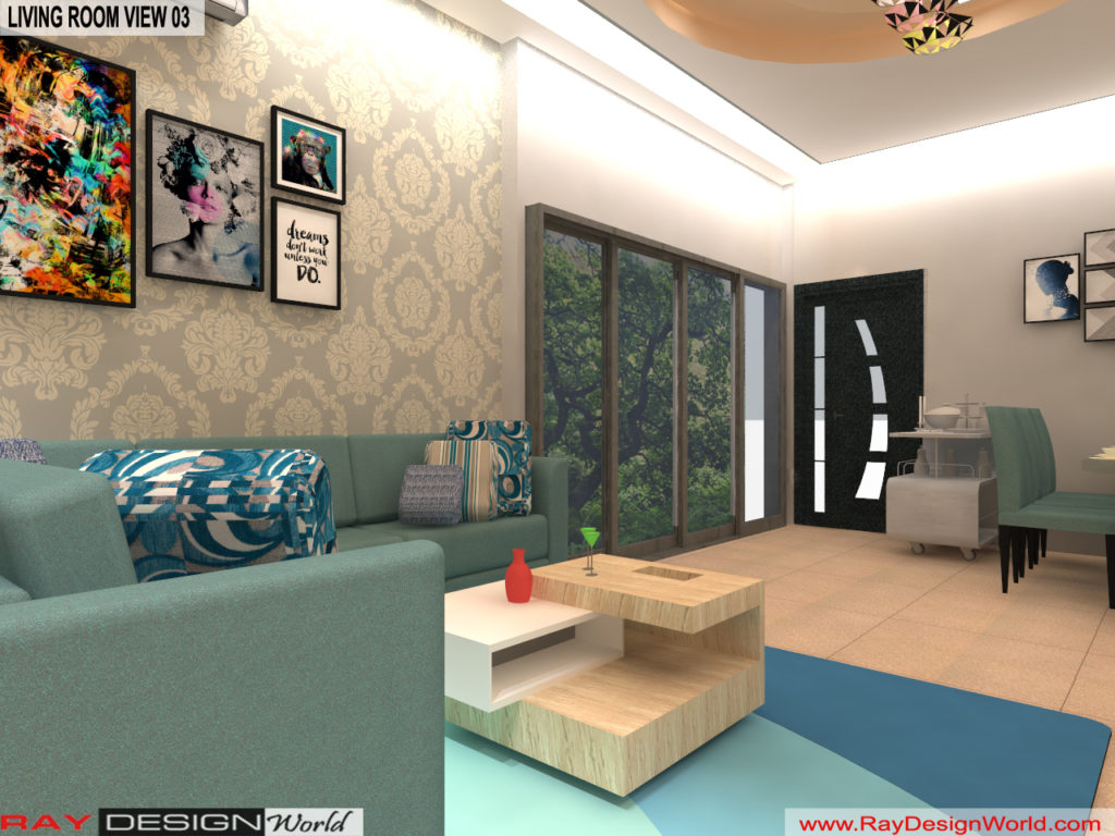 Mr.Amit Goyal-Neemuch-M.P-House interior-Living Room View 03