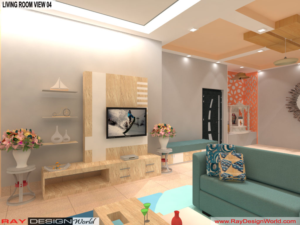 Mr.Amit Goyal-Neemuch-M.P-House interior-Living Room View 04
