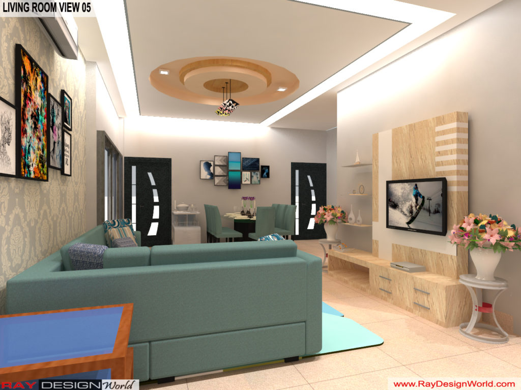 Mr.Amit Goyal-Neemuch-M.P-House interior-Living Room View 05
