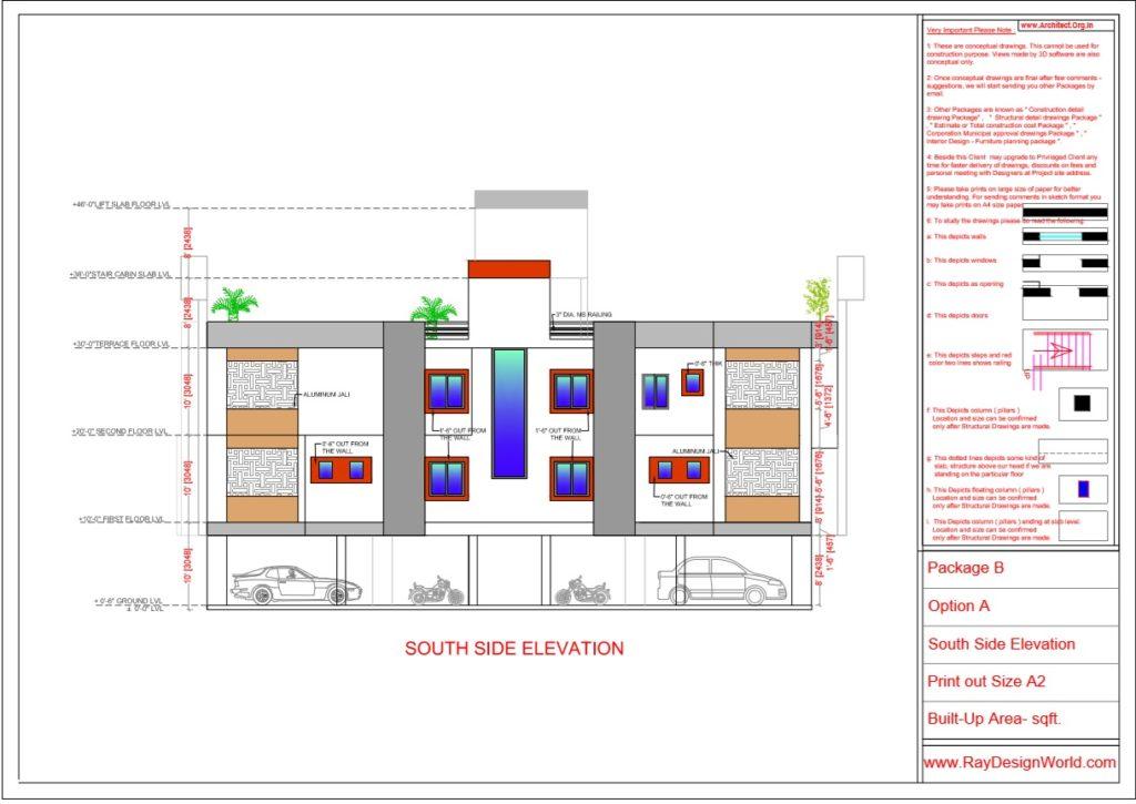 Mr.Arul-Madipakkam chennai-Apartment-Package B 3d