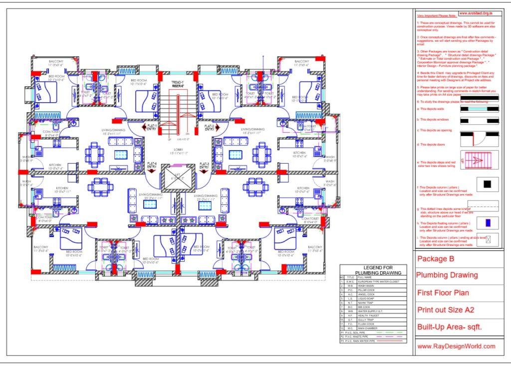 Mr.Arul-Madipakkam chennai-Apartment-Package B -4b