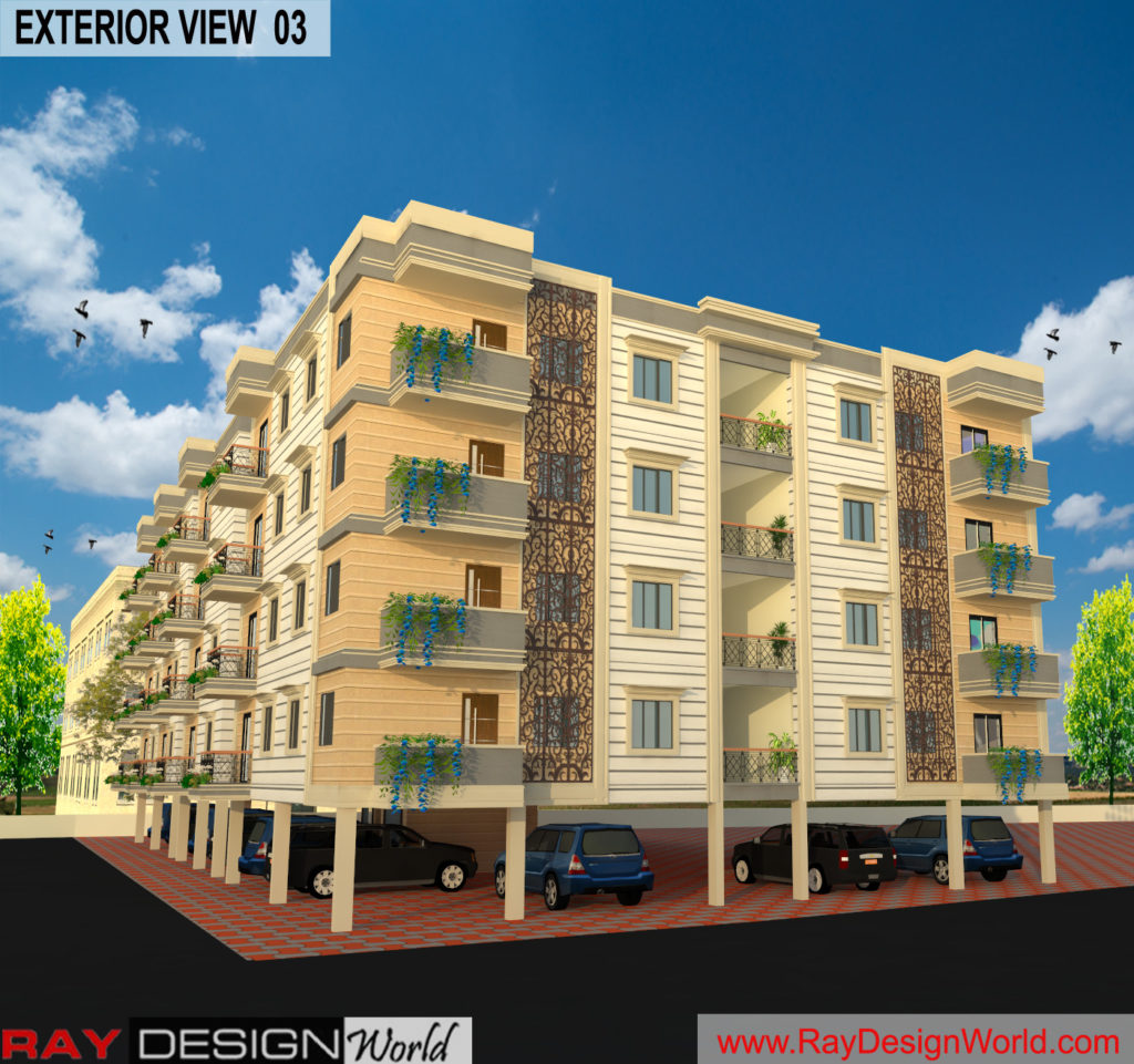 Mr.Bichitra-Patnaik-Ramanagar-Beharampur-Odisha-Block-B-3d-Exterior-View-03