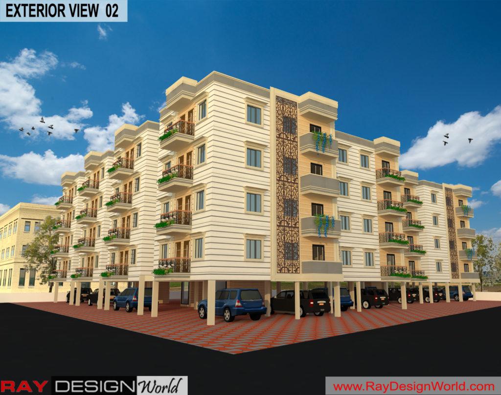 Mr.Bichitra-Patnaik-Ramanagar-Odisha-Block-A-3d-Exterior-View-02