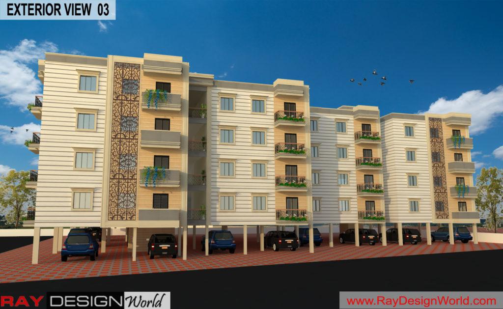 Mr.Bichitra-Patnaik-Ramanagar-Odisha-Block-A-3d-Exterior-View-03