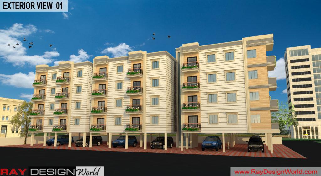 Mr.Bichitra-Patnaik-Ramanagar-Odisha-Block-C-3d-Exterior-View-01