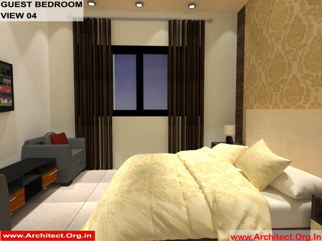 Mr.Pankaj Singhania-FR-Ms.Rakhi Singhania-Nagpur Maharashtra-House Interior-Bedroom-1 view-04