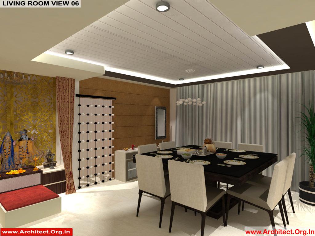 Mr.Pankaj Singhania-FR-Ms.Rakhi Singhania-Nagpur Maharashtra-House Interior-Living room-view-06