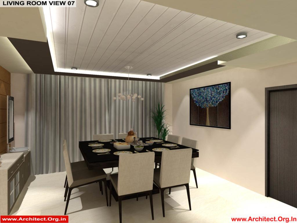 Mr.Pankaj Singhania-FR-Ms.Rakhi Singhania-Nagpur Maharashtra-House Interior-Living room-view-07