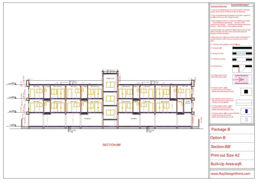 Mr.Rajesh kumar - Nawada Bihar - Apartment- 2b