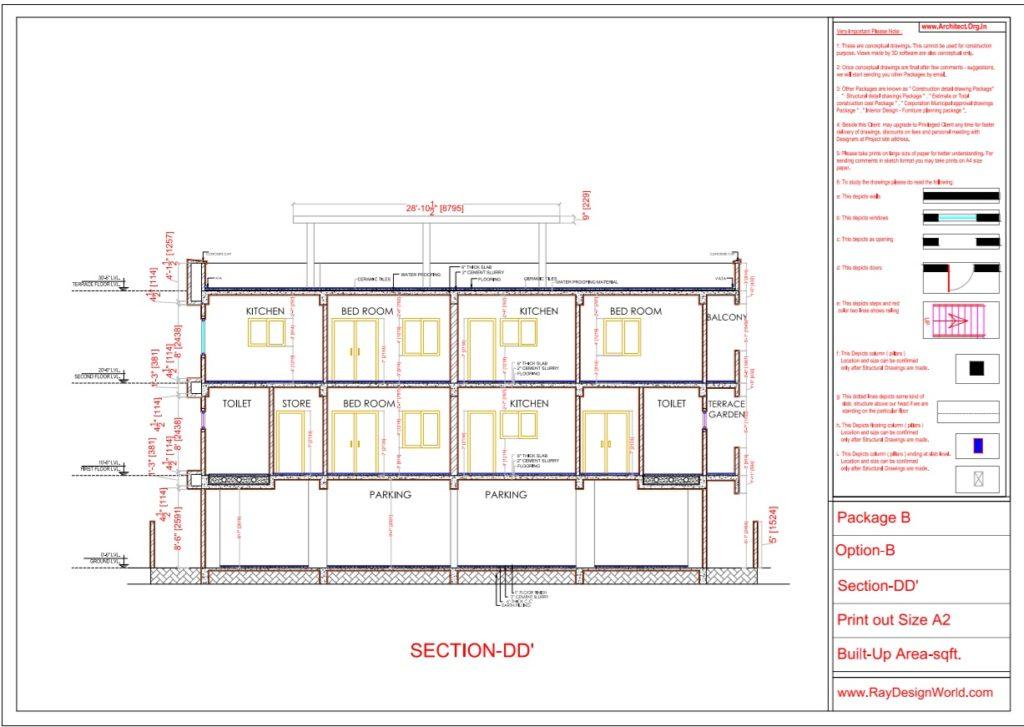 Mr.Rajesh kumar - Nawada Bihar - Apartment- 2d