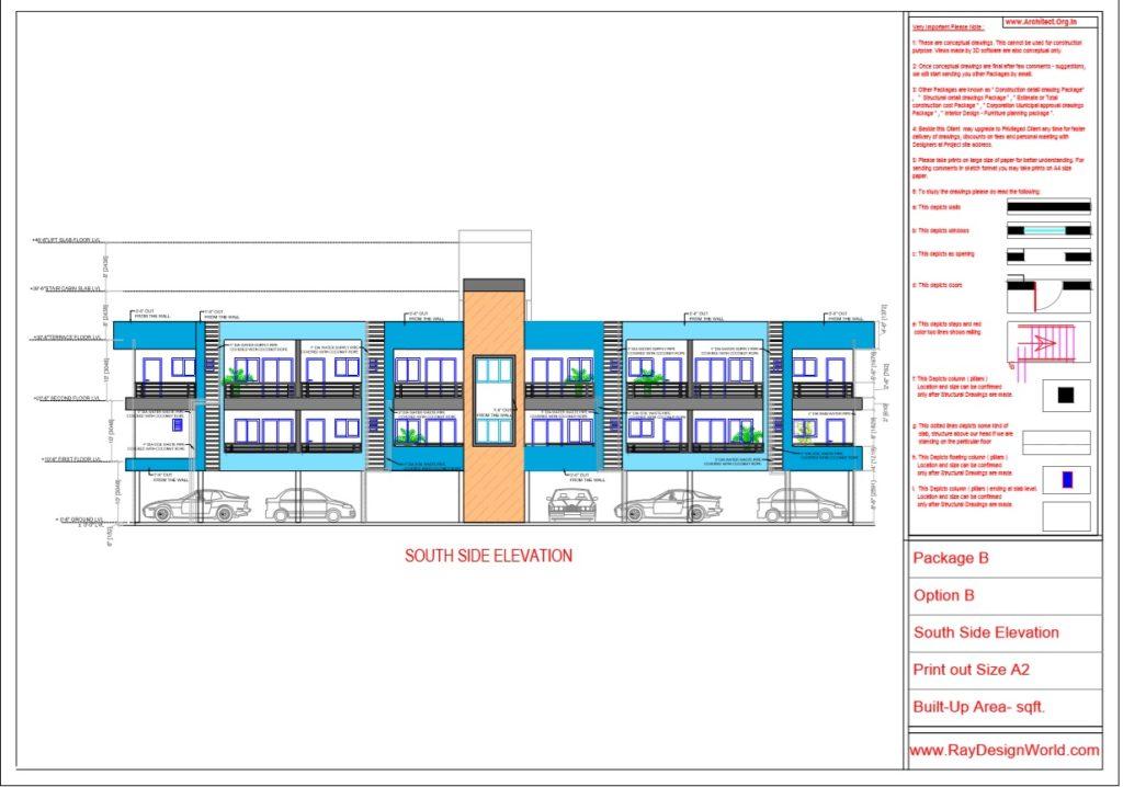 Mr.Rajesh kumar - Nawada Bihar - Apartment- 3d