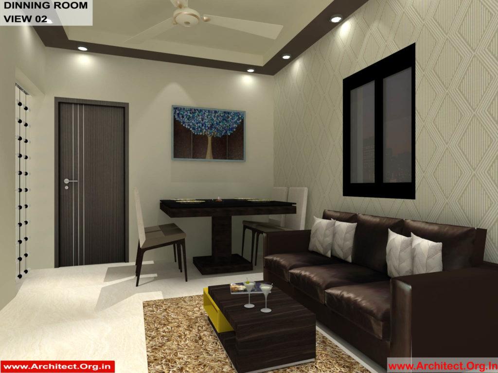 Mr.Shibu-Cuttuck Odisha-House interior-Dinning room-View-02