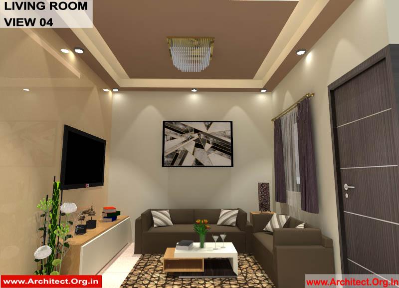 Mr.Shibu-Cuttuck Odisha-House interior-Drawing room View-04