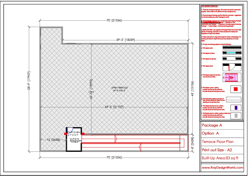 Dr.Krishna-Jhansi Uttar pradesh-Hospital-Terrace Floor Plan