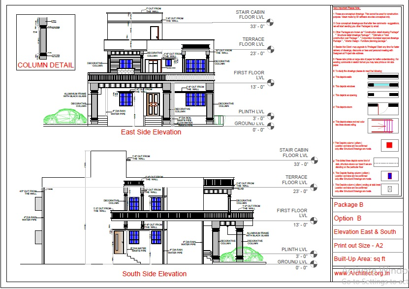 Mr.Abhay kumar singh-Azamgarh UP-Bungalow-Package-B-2a And 2d